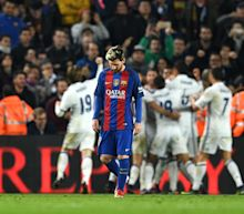 Barcelona and Real Madrid tie 1-1 in a tight Clasico
