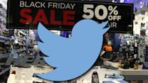#BlackFriday Breaks Social Media Records