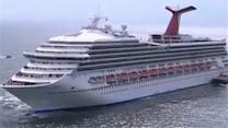 First Suit Filed Against Carnival Over Stranded Ship
