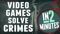 How Video Games Solve Crimes - In 2 Minutes