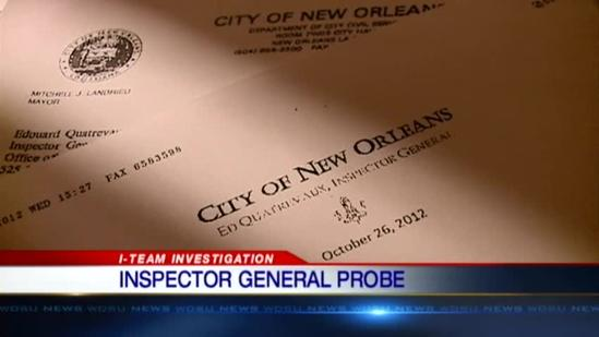 I-Team: Civil Service Commission launches probe into Inspector General