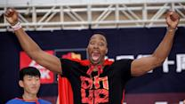 RADIO: Dwight Howard talks leadership roles in Houston