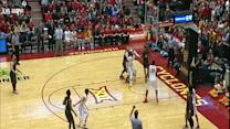 02/13/2016 Texas vs Iowa State Men's Basketball Highlights