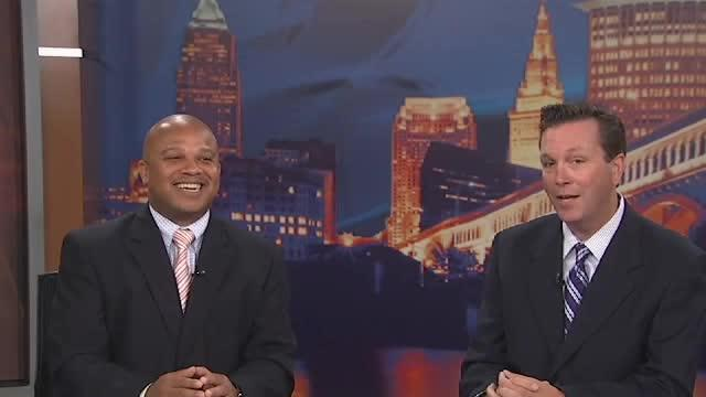 Andre Knott talks Browns 7-15-2012