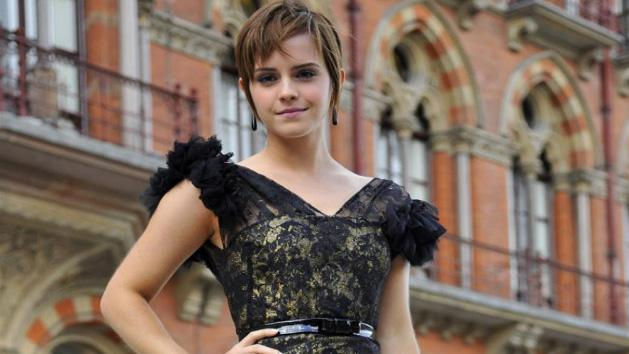Emma Watson Injured On The Sets of 'The Bling Ring'