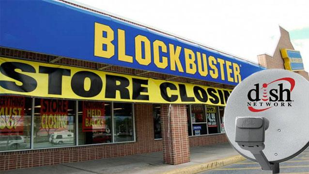 Bankrupt Blockbuster Bought By DISH Network -- Look Out, Netflix?