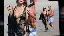 Paris Hilton Gets Cozy With A New Man in Malibu