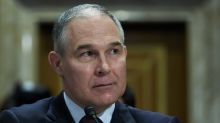 EPA Chief Battled Agency Armed With Industry Talking Points