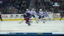 Letestu scores on Lindback to take late lead