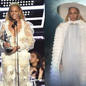Relive All of Beyoncé's Iconic Outfits from the 2016 VMAs