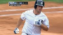 Gardner launches milestone homer