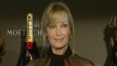 Bo Derek madrina de Moët Chandon