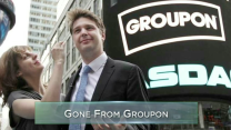 Hot Stock Minute: CEO Gone From Groupon