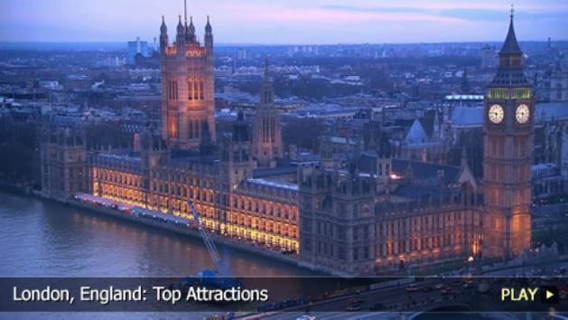 London, England: Top Attractions