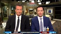 Stars Of The Odd Couple Sit Down With CBS2