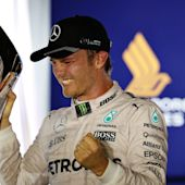 Singapore a thing of the past as Rosberg aims to hammer home advantage
