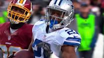 Dallas Cowboys running back Joseph Randle 63-yard touchdown run
