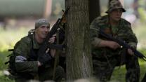 Raw: Heavy Fighting in Eastern Ukraine
