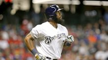 Eric Thames hits two more homers, continues to absolutely pulverize Reds