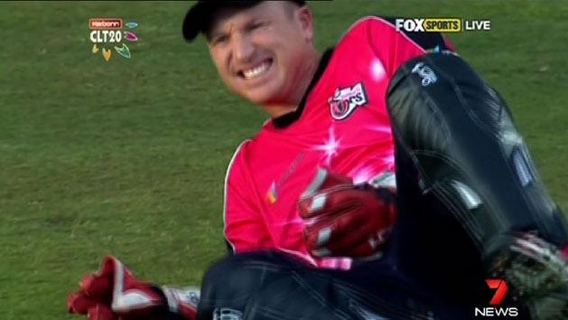 Haddin possibly ruled out of Test