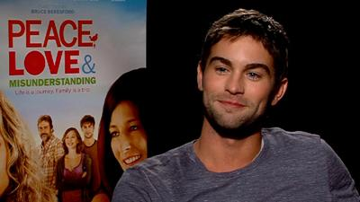 Chace Crawford Talks 'Gossip Girl' Coming To An End