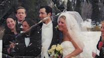 REUNITED: WEDDING PHOTO RETURN 13 YEARS AFTER 9/11
