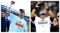 Better College Career: Manning Or Wilson?