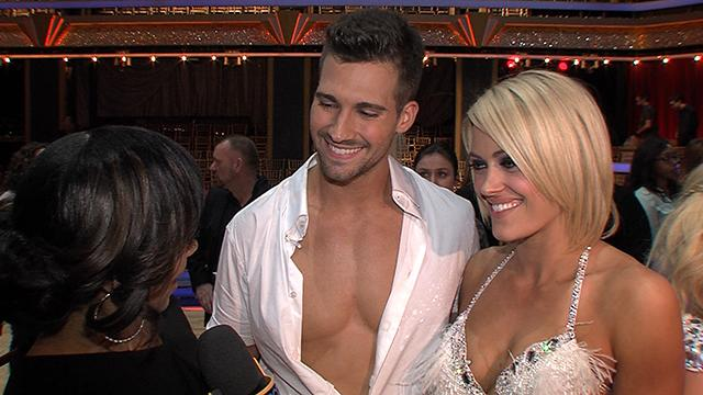 James Maslow's Ridiculous 'DWTS' Abs!
