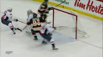 Mika Zibanejad scores on pretty odd-man break
