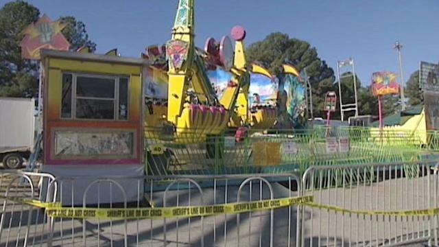 NC Police: Ride's 'Safety Systems Deliberately Tampered With'