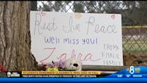 Students remember classmate who died in fall