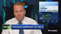 Top trade for the 2nd half: Amgen