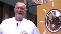 Bert Blyleven pitches Wiffleballs to fans for charity