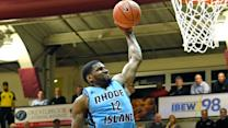 Rhode Island's Hassan Martin Gets Two Monster Jams