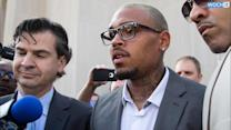 Chris Brown -- Pleads GUILTY In D.C. Assault Case