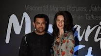 Aamir Khan Launches 'Margarita With A Straw' Trailer