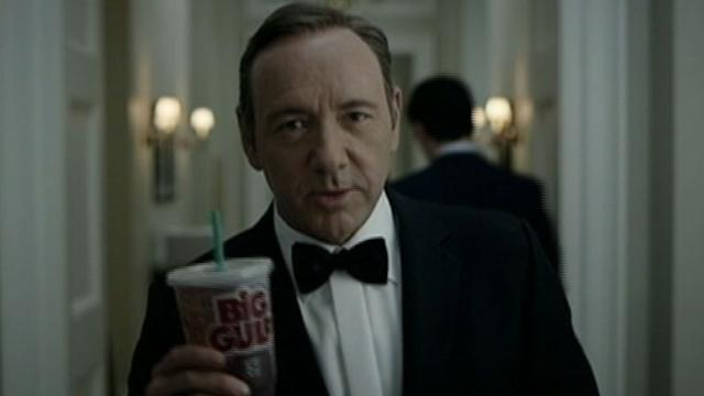 'Frank Underwood' to Obama: 'Welcome to Nerd Prom'