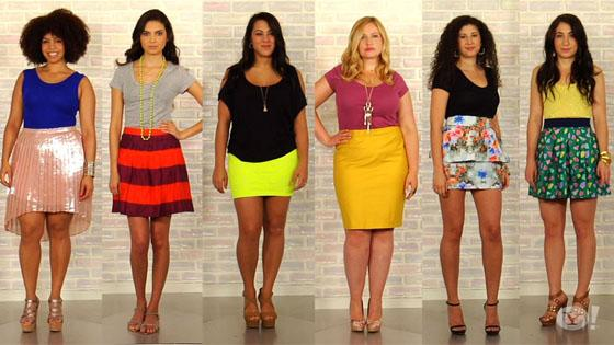 Skirts for Petite, Curvy, and Other Body Shapes