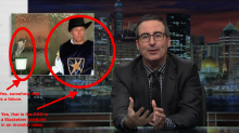 John Oliver tackled a healthcare story last night, and it was a thing of beauty