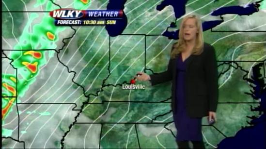 Weather Webcast for November 10th
