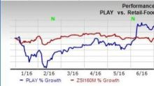 What's Behind Dave & Buster's (PLAY) Continued Bull Run?
