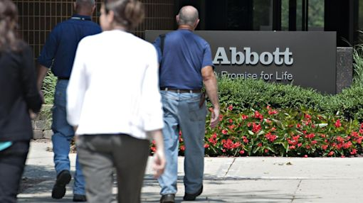 Alere shares fall after it sued Abbott over $5.8 billion deal