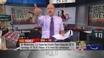 Core Labs CEO: US oil production to fall