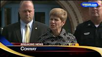 Raw Video: News conference regarding missing North Conway girl
