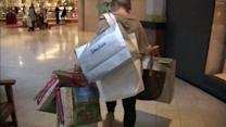 Shoppers looking for last minute ideas