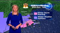 WBZ Accuweather Afternoon Forecast For Mar. 1