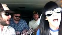 Band turns van sessions into YouTube sensations