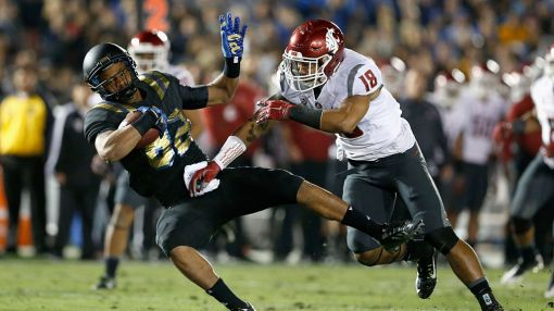 WSU DB Shalom Luani arrested after starting fight over delayed pizza order
