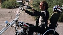 'EASY RIDER' CHOPPER UP FOR AUCTION