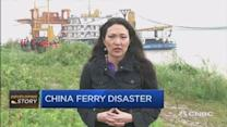Hunt for survivors continues on China's Yangtze River